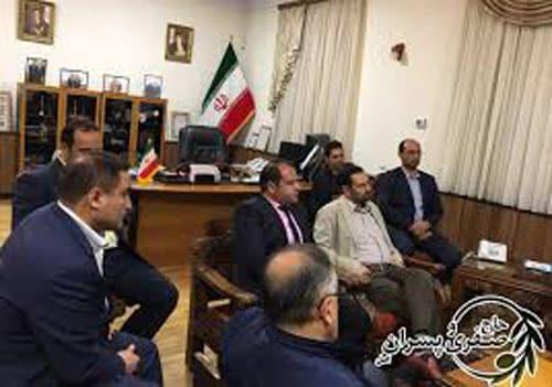 ضیافت شام دکتر سجادی سفیر ایران در ارمنستان