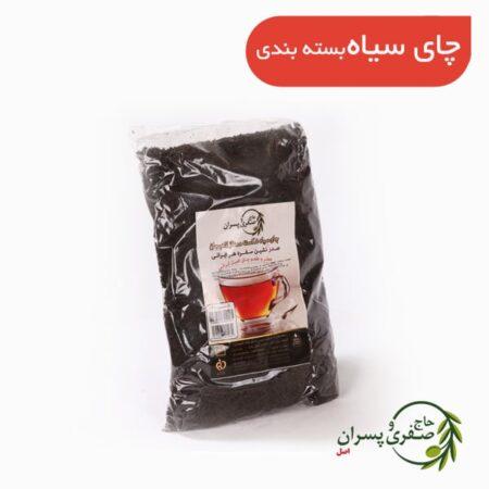 چای سیاه لاهیجان