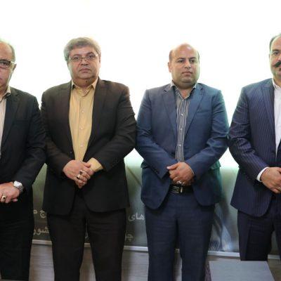 هیئت مدیره ششرکت زیتون حاج صفری و پسران اصل