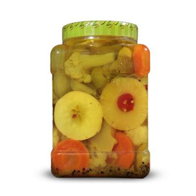 ترشی مخلوط میوه سنت